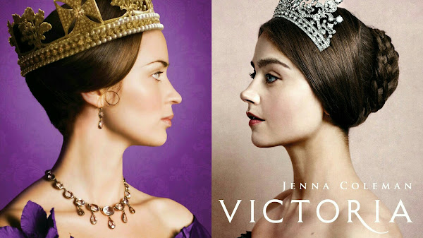 Let's Talk About: 'The Young Victoria' vs. 'Victoria'
