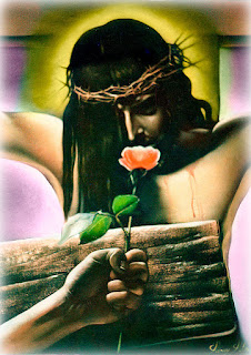 jesus cristo cruscificado
