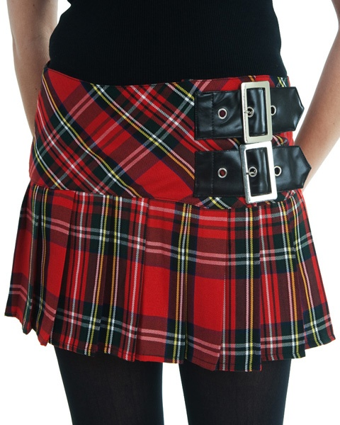 A Plaid Skirt 26