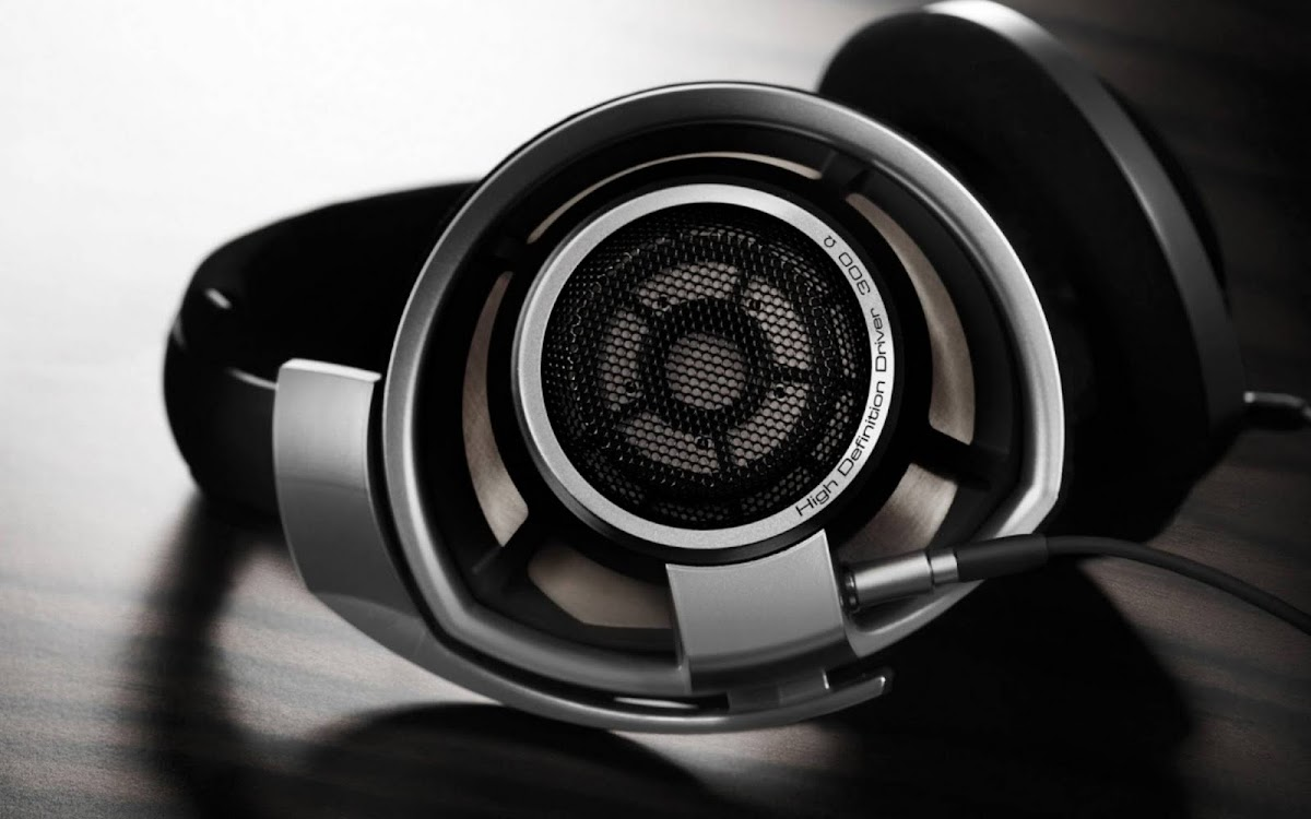 Amazing Headphone Widescreen HD Wallpaper 8