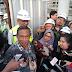 Cek Proyek MRT Jakarta, Menko Darmin: Desain Apik