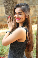 Aswini in lovely Deep Neck Sleeveless Black Dress Spicy Pics ~  Exclusive 54.JPG