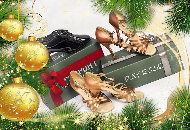 Ray Rose buty do tańca