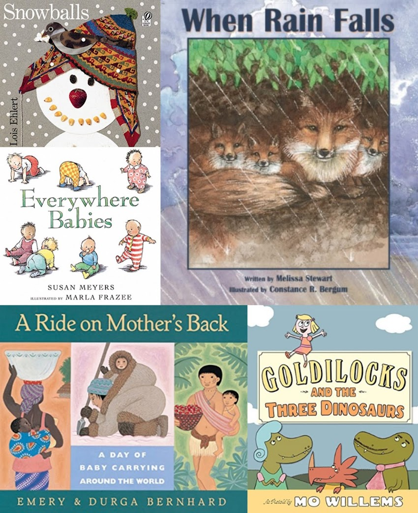 Lucille's Book Reviews: When Rain Falls and more.