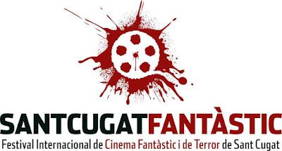 Sant Cugat Fantastic 3ª Edición / Logo