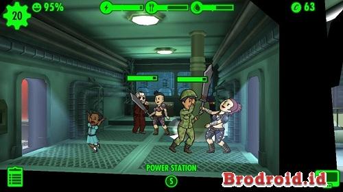 Download Game Fallout Shelter v1.12 Mega Mod Update Terbaru