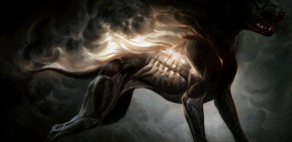 Maria Zolotukhina artstation arte ilustrações fantasia sombrio animais surreais animais