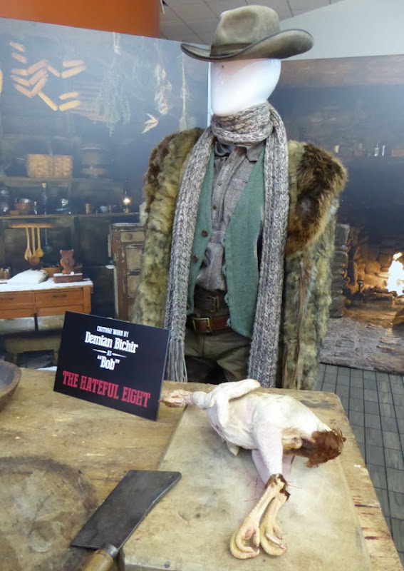Hateful Eight Bob The Mexican costume