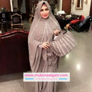 1 Dokter barbie Tika cantik wearing Mukena Najwa super duper Best Seller 😍
