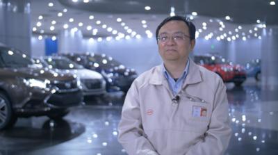 Wang Chuanfu pendiri BYD