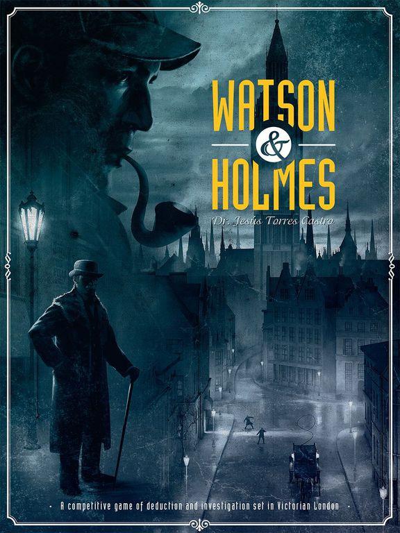 Recensione watson holmes giochi sul nostro tavolo - Sherlock holmes gioco da tavolo ...