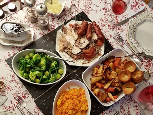 How to get back to healthy habits after Christmas