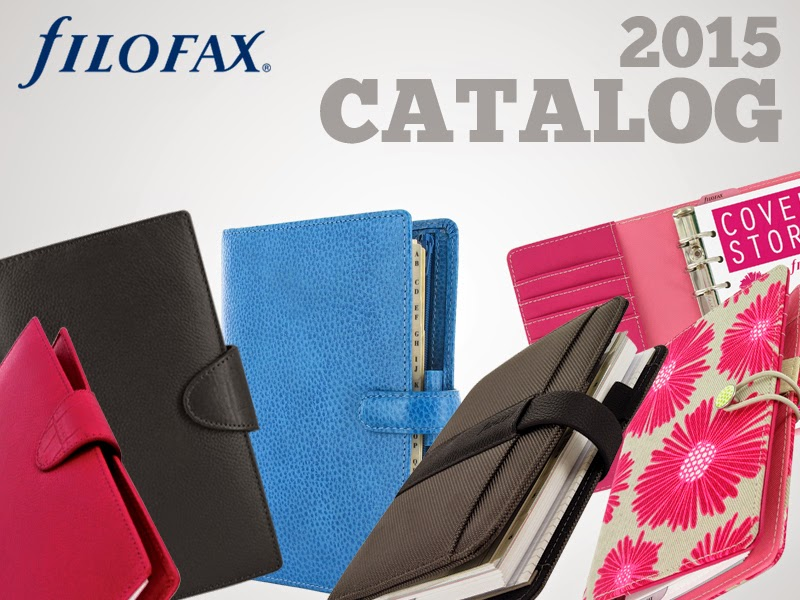 Filofax Catalog 2015