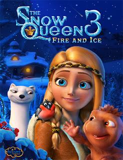 Snezhnaya koroleva 3. Ogon i led (La reina de las nieves 3) (2016)