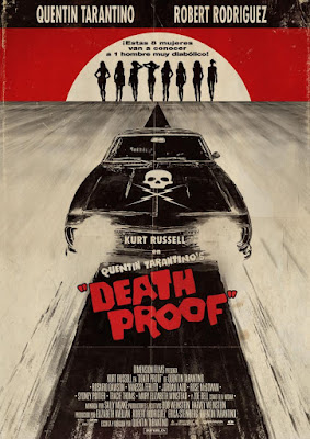 Grindhouse (Death Proof) 2007 DVD R1 NTSC Latino