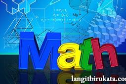 Istilah Matematika Bahasa Inggris buat yang Ingin Belajar Matematika dalam Bahasa Inggris