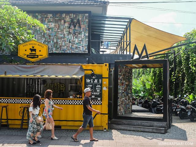 M Boutique Hostel Seminyak Bali Review