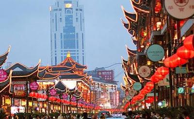 Negara Terluas di Dunia China