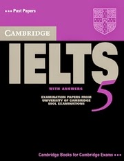 Download Cambridge IELTS 5 With PDF And Audio