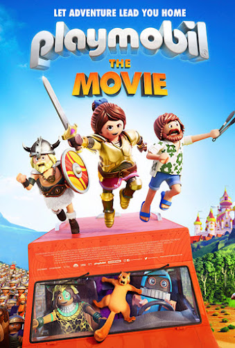 Playmobil: The Movie (BRRip 720p Dual Latino / Ingles) (2019)