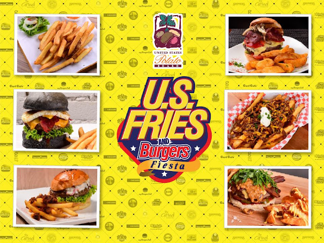 US Burger & Fries Fiesta