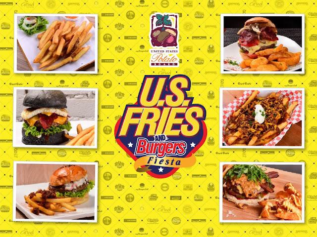 US Burger & Fries Fiesta
