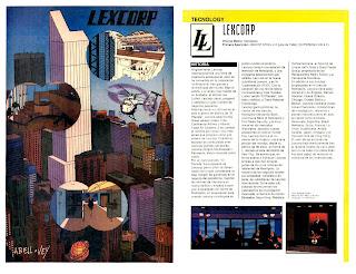 LexCorp Metropolis