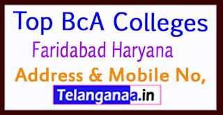 Top BCA Colleges in Faridabad Haryana