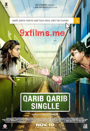 Qarib Qarib Singlle 2017 DTHRip 480p Hindi 300mb