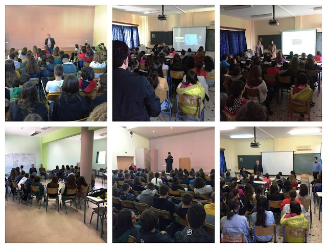 Θεματική εβδομάδα 2019 στο 3ο Γυμνάσιο Ηγουμενίτσας