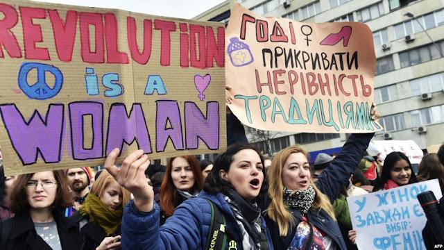 Акція пртету українок