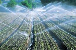 أجهزة الري الزراعية