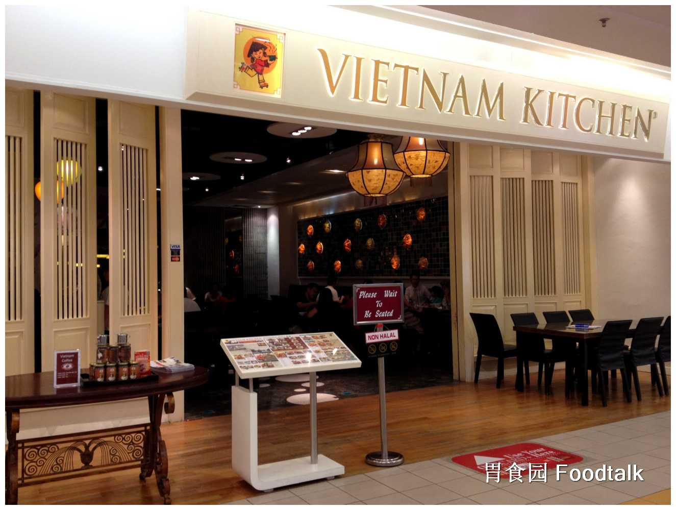 Vietnam Kitchen  One Utama