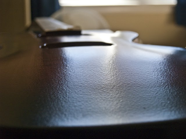 blog finishing with water based lacquer. Black Bedroom Furniture Sets. Home Design Ideas