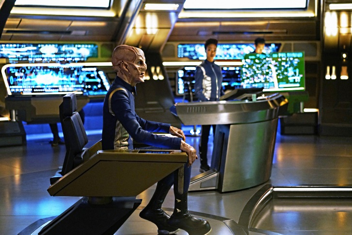 Star Trek : Discovery - Episode 1.14 - The War Without The War Within - Promo + Promotional Photos