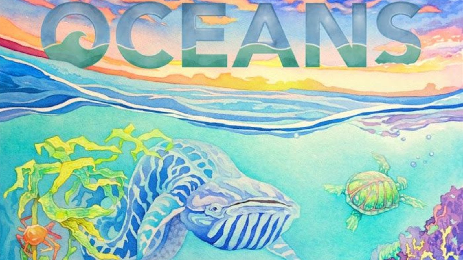 Kickstarter Highlights - Oceans