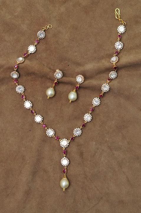 how to make swarovski jewelry like sabika