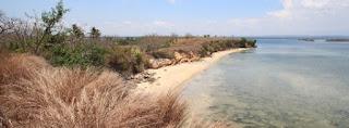 Pantai pink telone