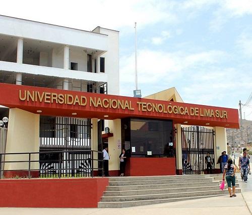 Universidad Nacional Tecnológica de Lima Sur - UNTELS