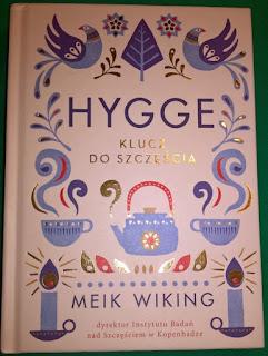 okładka książki Hygge klucz do szczęścia