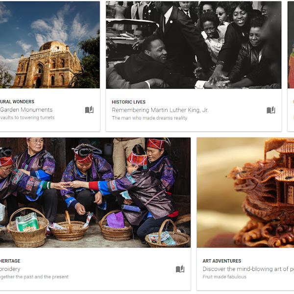3 Tools Dari Google Yang Sangat Menarik Untuk Belajar Bersama Anak dan Murid Anda