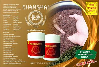 Shanghai Tea | Teh Shanghai | Happy Scoopy