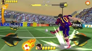 Football King Rush Apk Mod v1.6.4 (Unlimited Gold) Full version