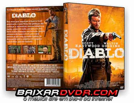 DIABLO (2016) DUAL AUDIO DVD-R CUSTOM