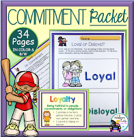Commitment Character Education