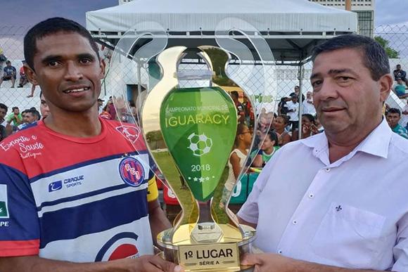 Campeonato Iguaraciense de Futebol 2018 se encerra com vitória do Juventude pela Série A e Napoli pela Série B.