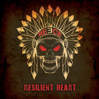 """Two Coins And A Dead Man"" is taken from the Reece album ""Resilient Heart"""