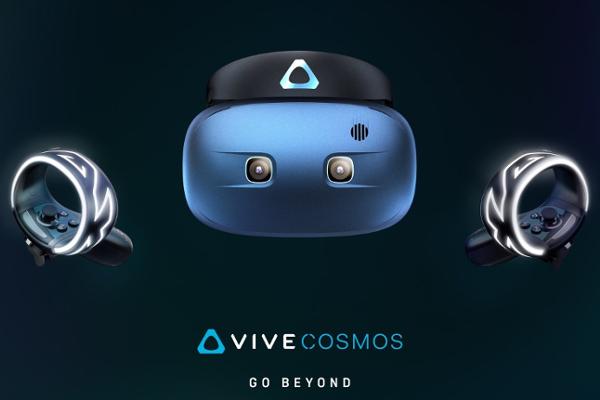 CES 2019: HTC announces VIVE COSMOS