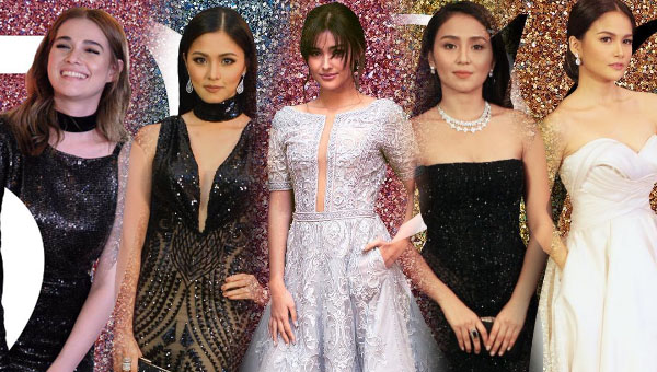 Metro Magazine lists down Best Dressed Women at the 10th Star Magic Ball