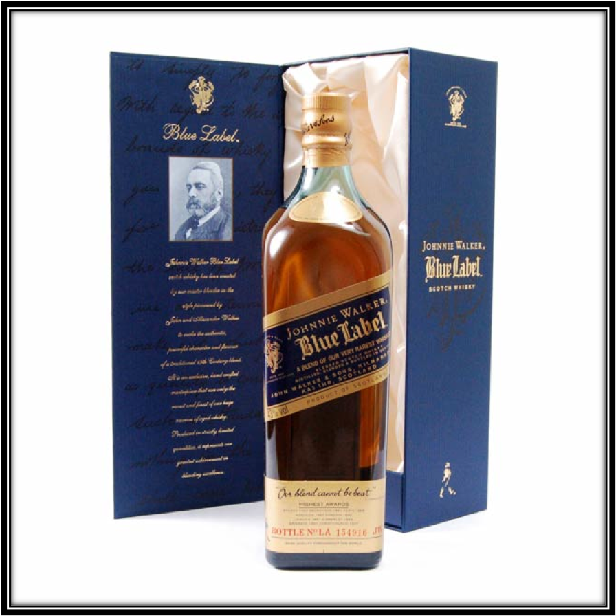 best shot whisky reviews johnnie walker blue label review. Black Bedroom Furniture Sets. Home Design Ideas